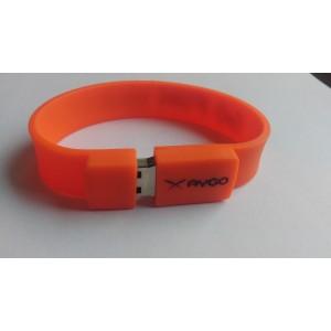 USB opaska silikonowa