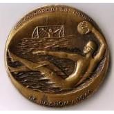 Medal z powłoką gawaniczną - brązowy