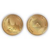 Przykład realizacji medale tłoczone 2D - 3D
