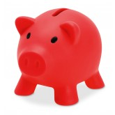 Skarbonka świnka z PVC